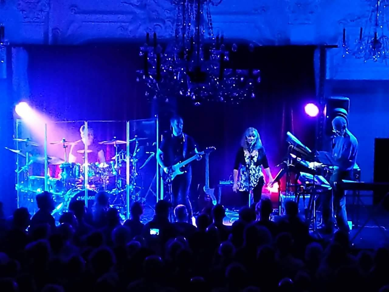 Bush Hall, August 24th 2018