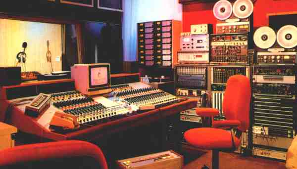 Spaceward Studios circa 1982