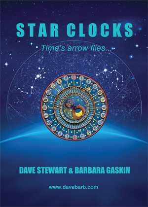 Star Clocks signed poster